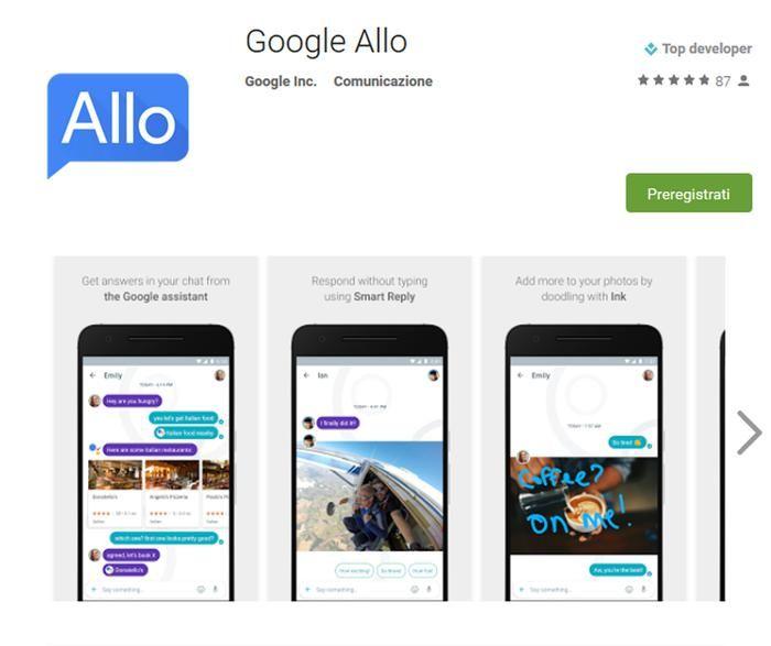 #3businessnews: Google sfida WhatsApp con Allo: dal 22 settembre, per iPhone e Android, è disponibile l'app Allo di Google. Consente di scambiare messaggi, immagini, video...  http://www.ansa.it/sito/notizie/tecnologia/software_app/2016/09/20/google-sfida-whatsapp-con-allo_76db30e3-d186-4fbd-b9a1-ca0ede8669b8.html   #Tariffe #3Italia #Telefonia #Offerte #Smartphone #SMS #Internet #Promozioni #business #tre #aziende #pmi #iphone #future #iphone7 #galaxys7edge #samsunggalaxys7 #ufficio3plus