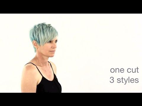 How-To: 1 Cut, 3 Styles with Ruth Roche | Modern Salon