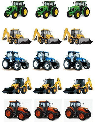 15 Stand Up Premium Edible Wafer Paper Tractors and Diggers Cake Toppers Decorations, http://www.amazon.co.uk/dp/B00LM4MJ3E/ref=cm_sw_r_pi_awdl_BgzLvb1GXCWFG