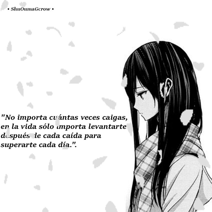 No importa cuantas..  #ShuOumaGcrow #Anime #Frases_anime #frases