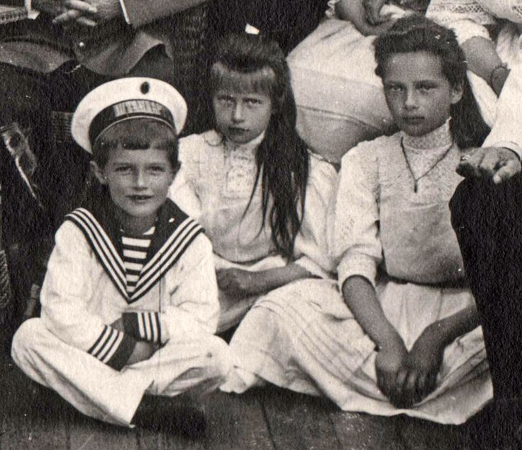 Tatiana Nikolaevna Anastasia Nikolaevna Alexei Nikolaevich Romanov Russia