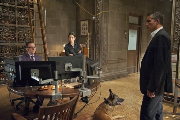 """Season 3 Episode 4 """"Reasonable Doubt"""" Team Strategy. I will miss the library."""