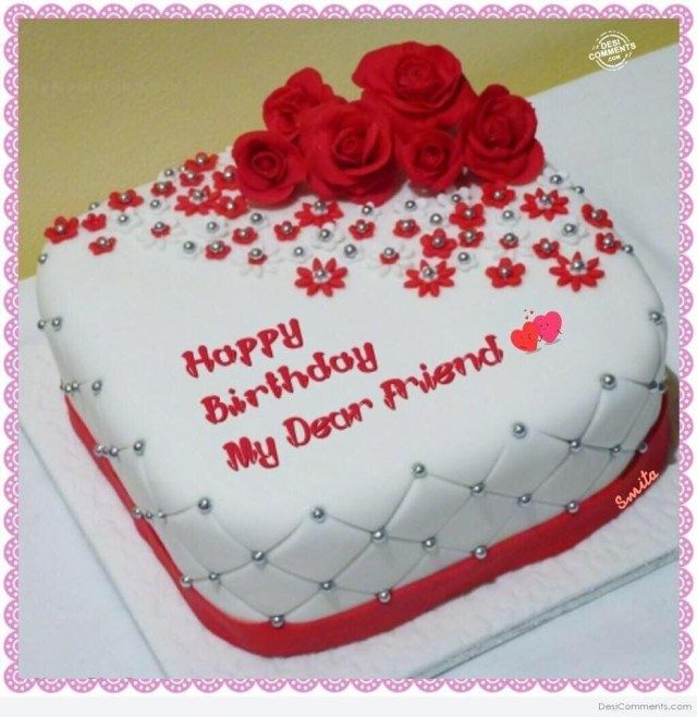 20 Wonderful Picture Of Birthday Cake For Girlfriend With Images