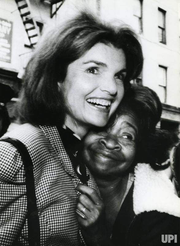 The following images were recently discovered in the photo archives of United Press International's Washington D.C. Headquarters. Each image was professionally scanned by a UPI photographer and added to the digital archives. Today, July 28, would be Jacqueline Kennedy Onassis' 81 birthday.