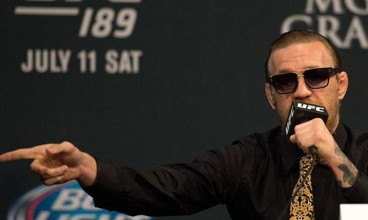*VIDEO* Conor McGregor Responds to Paulie Malignaggi Call Out