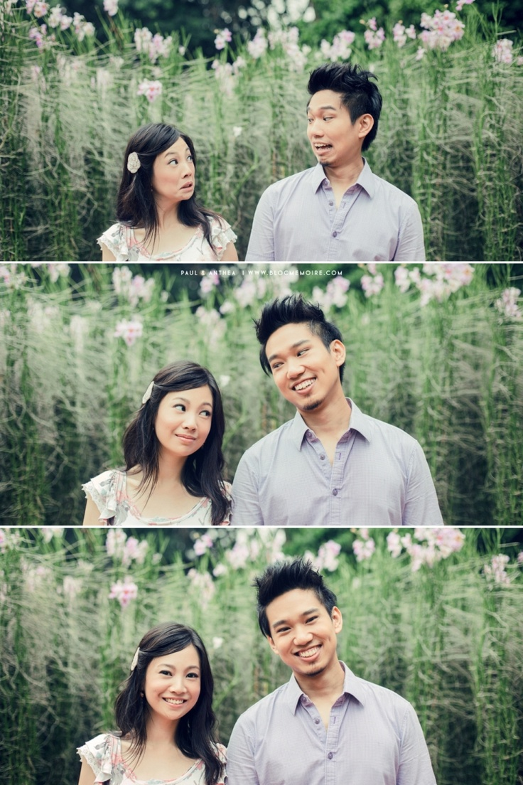 Paul & Anthea's Prewedding » Bloc Memoire