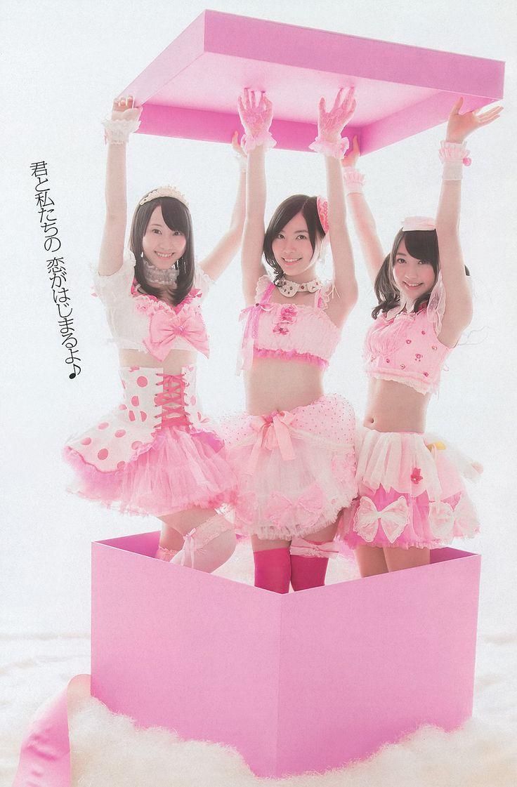 週刊プレイボーイ 2013-8号, SKE48/AKB48, 松井珠理奈, 木崎ゆりあ, 松井玲奈