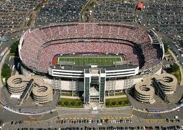 Giants Stadium, New Jersey...now called MetLife Stadium, East Rutherford, NJ