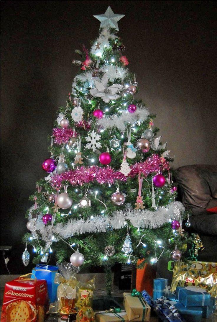 L'albero di Natale al gran completo!