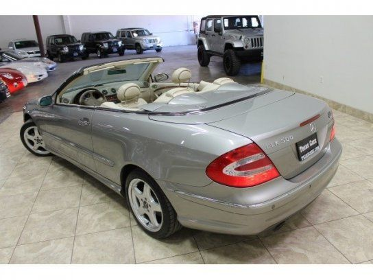 Cars for Sale: 2004 Mercedes-Benz CLK500 Cabriolet in Carrollton, TX 75006: Convertible Details - 380721709 - Autotrader