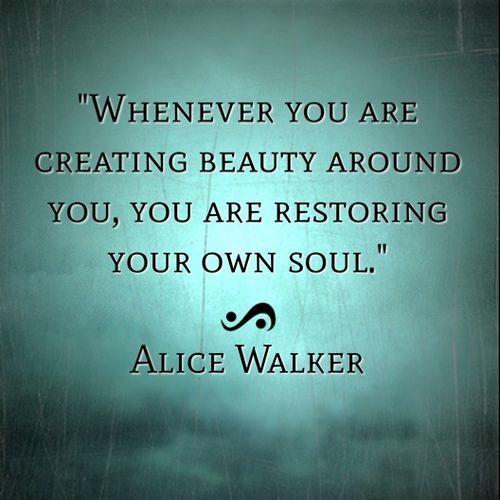 Alice Walker.