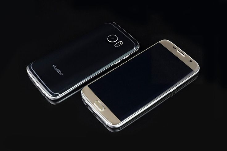 Bluboo Edge – niedrogi smartfon z obustronnie zakrzywionym ekranem  - Smart-Test
