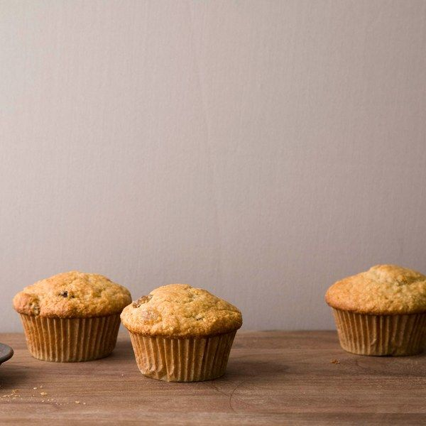 Golden Raisin Oat Bran Muffins   Recipe   Oat Bran Muffins, Bran ...