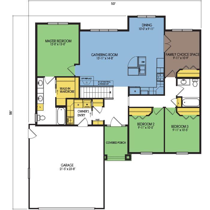 822 Best House Plans Images On Pinterest Floor Plans