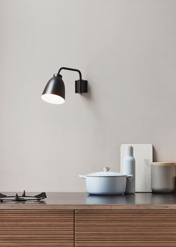 Lightyears Caravaggio Wall lamp by Cecilie Manz 3