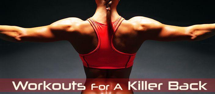 5 Advanced Back Workouts For A Killer Back