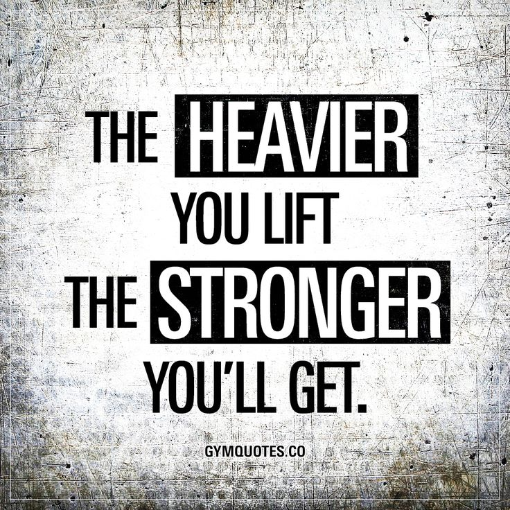 25 best strength training quotes on pinterest lift - Powerlifting quotes ...