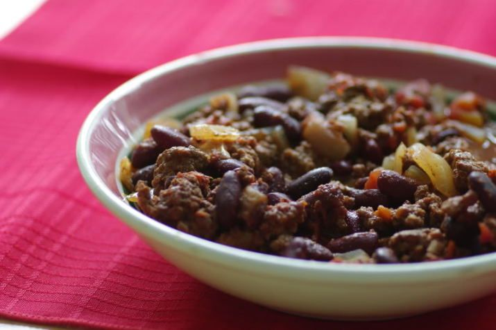 Make and share this Debbie's Crock Pot Chili recipe from Food.com.