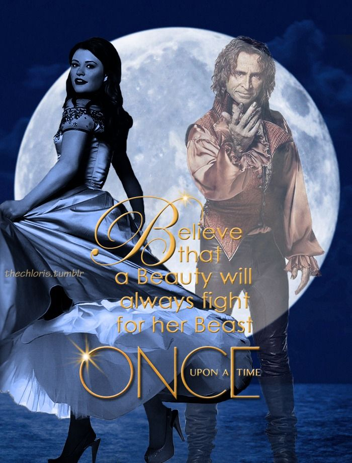 Fan made RumBelle season three promo - by thechloris on Tumblr