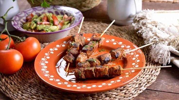 Brochetas de ternera (Kabab Al'Baqari) - Najat Kaanache - Receta - Canal Cocina
