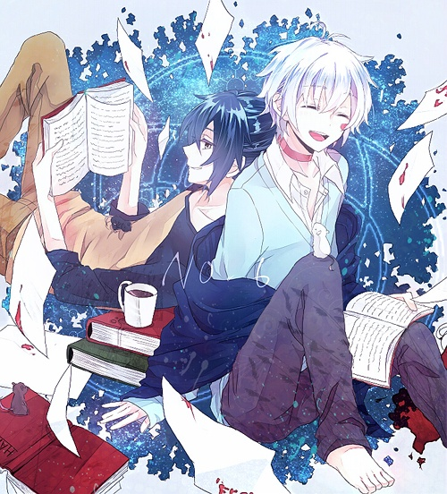 293 Best No.6 (anime) Images On Pinterest