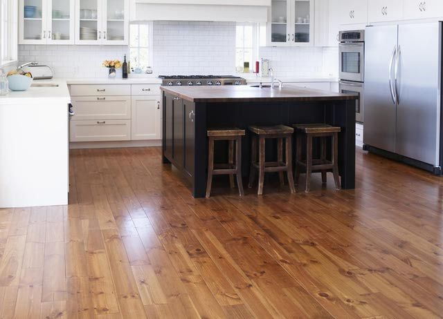 The A to Z of Kitchen Floors: Design Ideas and Care: Kitchen Flooring Doesn't Have To Break The Bank