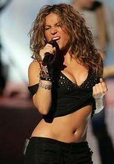 Always...ALWAYS...Shake it to Shakira!!!