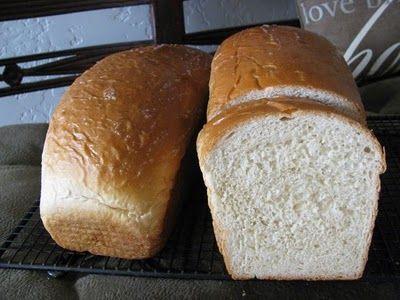 Amish White Bread | Breads & Rolls | Pinterest