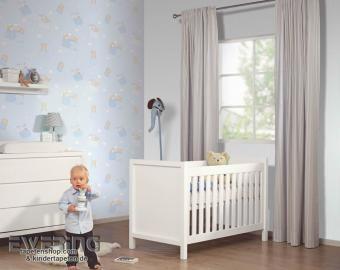 Tapeten kinderzimmer baby  10 besten Dieter 4 Kid`z - bunte Kinderzimmer Tapeten von Dieter ...