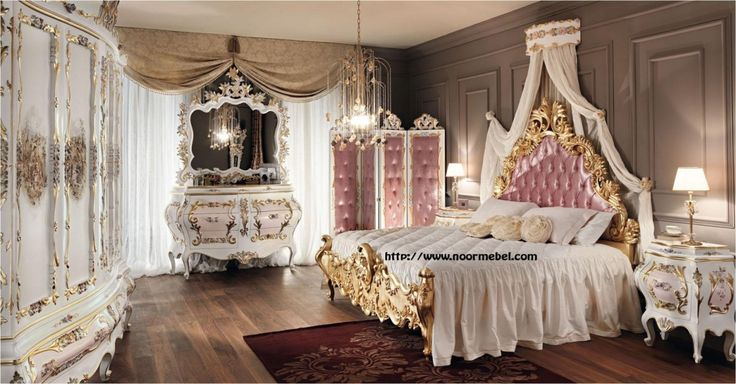 Bedroom Set Luxury French Stiyle Bedroom Set Luxury French Stiyle