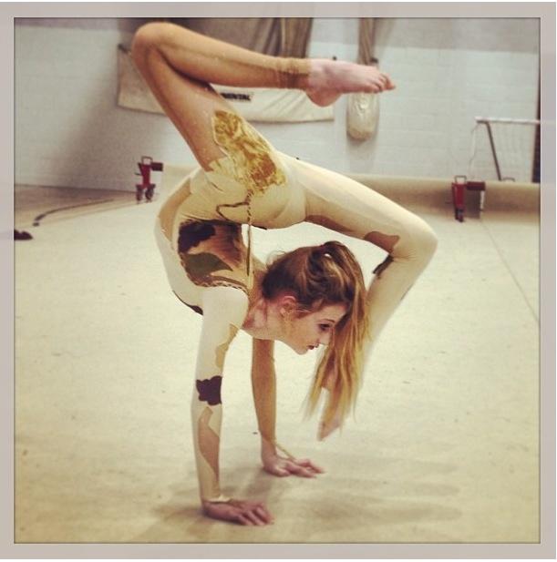 Xxx Gymnast 54