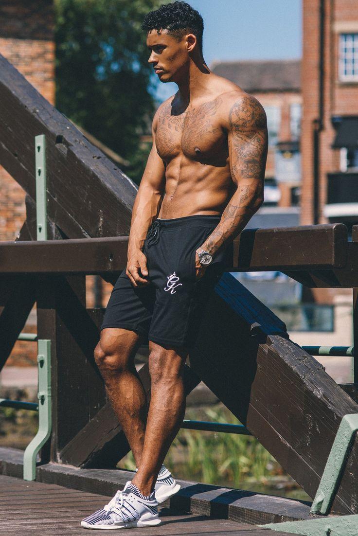 GK Jersey Shorts - Black