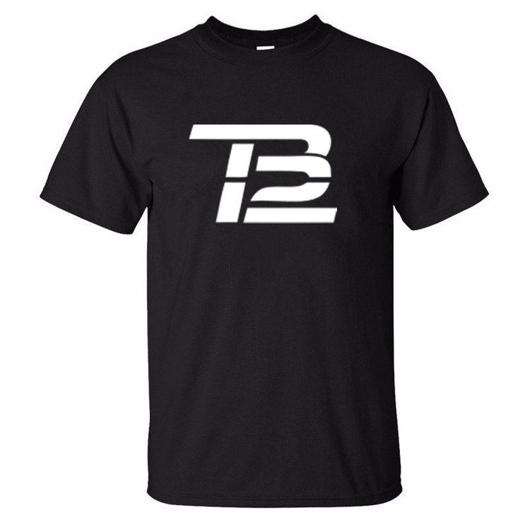 Summer Casual man t shirt good Quality print men cotton t-shirt Mens Tom Brady TB12 T Shirt Tee K42 #Affiliate