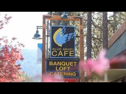 Blue Angel Loft Lake Tahoe Reception Venue Located Above Our Restaurant The