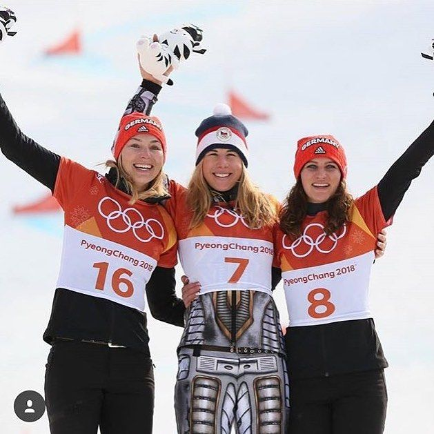 Exciting news from the Winter Olympics: Congratulations to our Iriemember Selina Jörg for her silver medal in category snowboarding parallel giant slalom! #snowboarding #winterolympics2018 #pyeongchang2018 #powerwoman #iriedaily #iriegirl @selina__joerg
