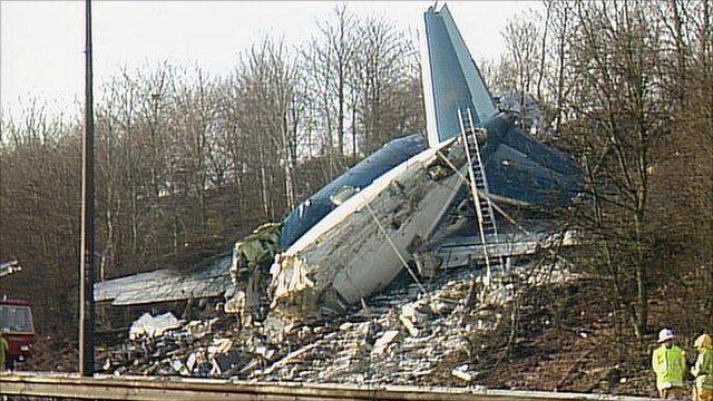 air accident   Recalling the Kegworth air crash