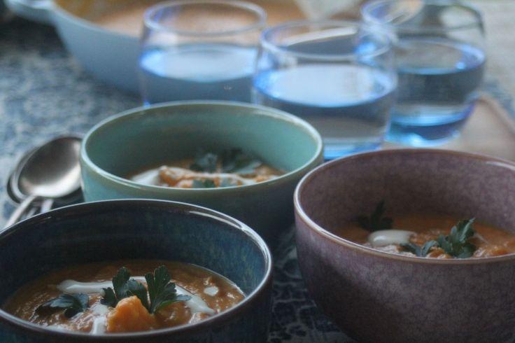 My Nana's best ever Pumpkin soup