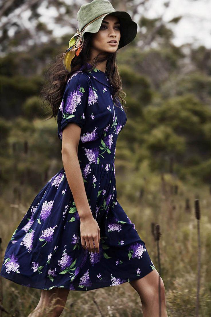 Shanina Shaik By Simon Upton For Harper's Bazaar Australia April 2015