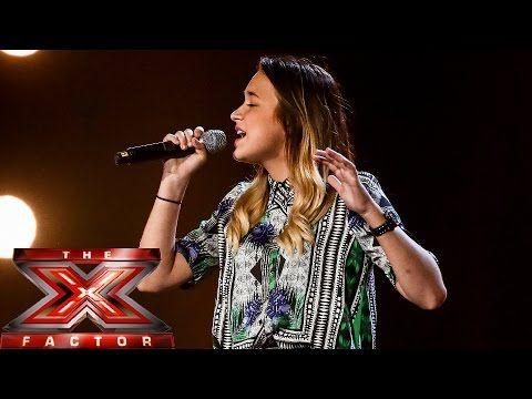 Lauren Platt sings Michael Jackson's Man In The Mirror | Boot Camp | The...