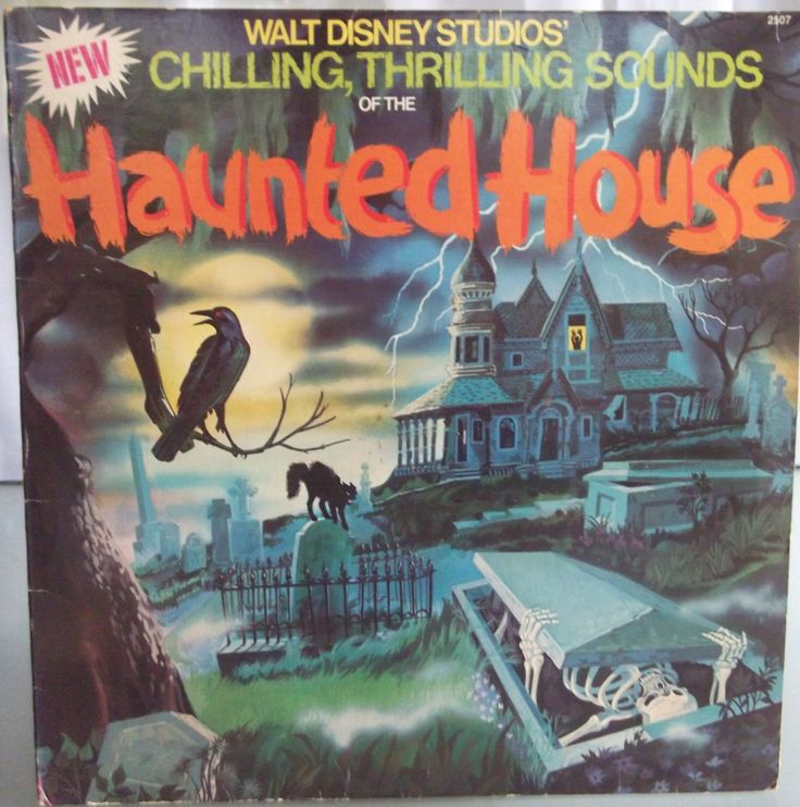 Walt Disney Studios' Chilling, Thrilling Sounds of the