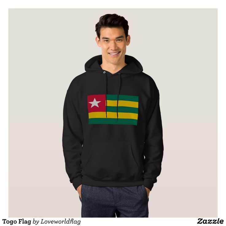 Togo Flag Hoodie - Stylish Comfortable And Warm Hooded Sweatshirts By Talented Fashion & Graphic Designers - #sweatshirts #hoodies #mensfashion #apparel #shopping #bargain #sale #outfit #stylish #cool #graphicdesign #trendy #fashion #design #fashiondesign #designer #fashiondesigner #style