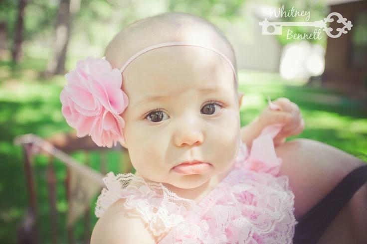 {Whitney Bennett Photography} sweet cheeks