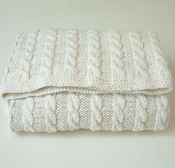 baby blanket KNITTING PATTERNS   classic door rocketclothinglondon, $5.00