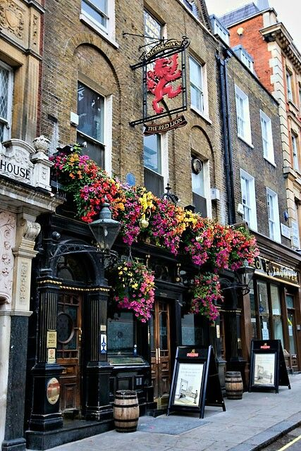 London Pubs: 1609 Best Old English Pubs Images On Pinterest