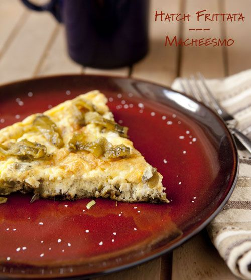 Hatch Chile FrittataMeat Meals, Eggs Dishes, Hatch Chile, Chile Frittata1 550, Chile Fritatta, Hatch Chilis, Recipese Maine Courses, Green Chile, Hatch Green