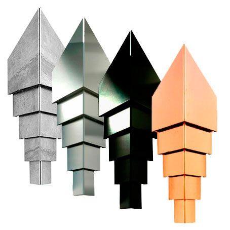 Diamond Udendørs væglampe serie som giver et fantastisk lysspil - Shoplight