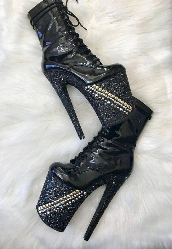 Pin on Stripper heels