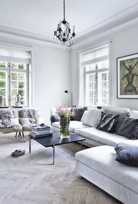 Nordisk bolig med industrielle detaljer | Mad & Bolig