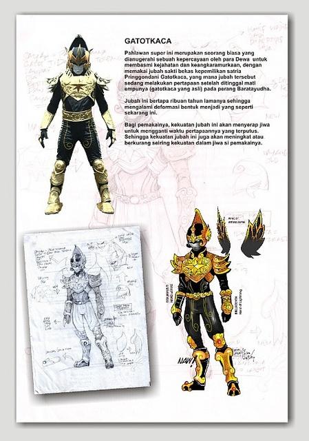 Gatotkaca     http://wujudkan.com/projects/detail/96/Superhero-Indonesia-Gatotkaca#