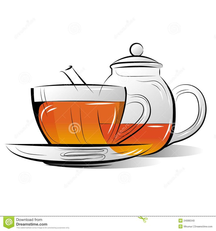 Image result for drawing of cup of tea
